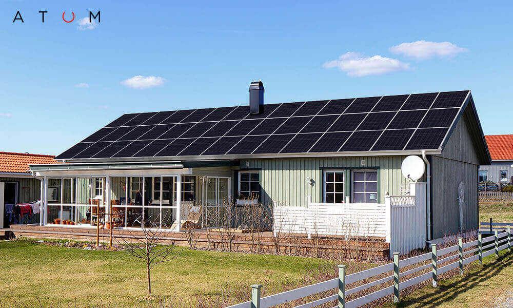 Atum Solar Roof
