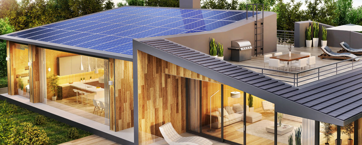 Top ten reasons to choose a solar roof and not a typical solar panel