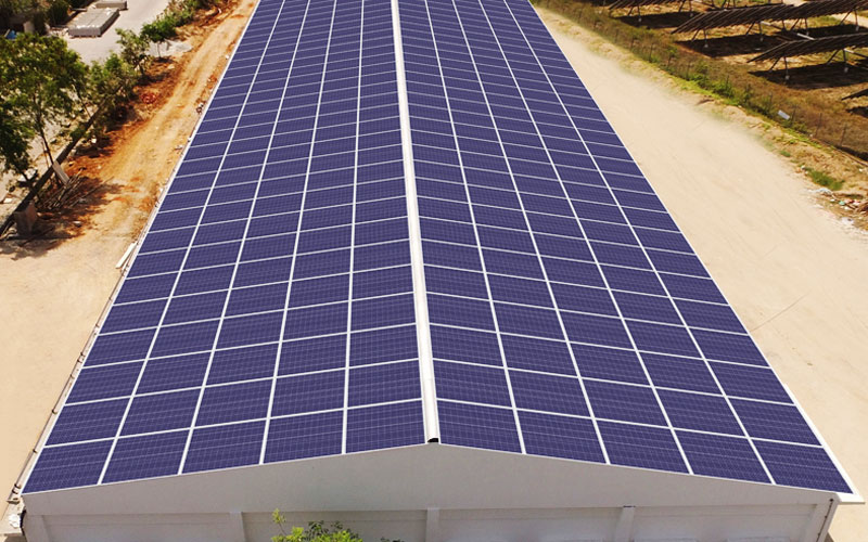 solar rooftop installation in india